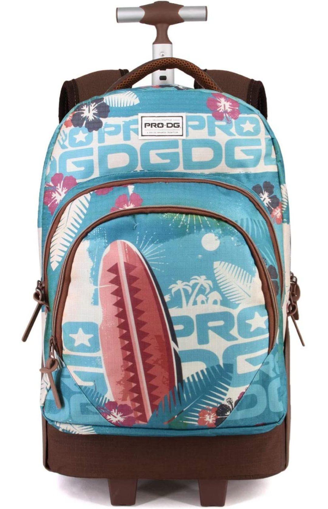 PRODG PRODG 39519 Surfboard-GTX Travel Trolley-Rucksack Mochila Tipo Casual 53 Centimeters 59.5 Multicolor (Multicolour)