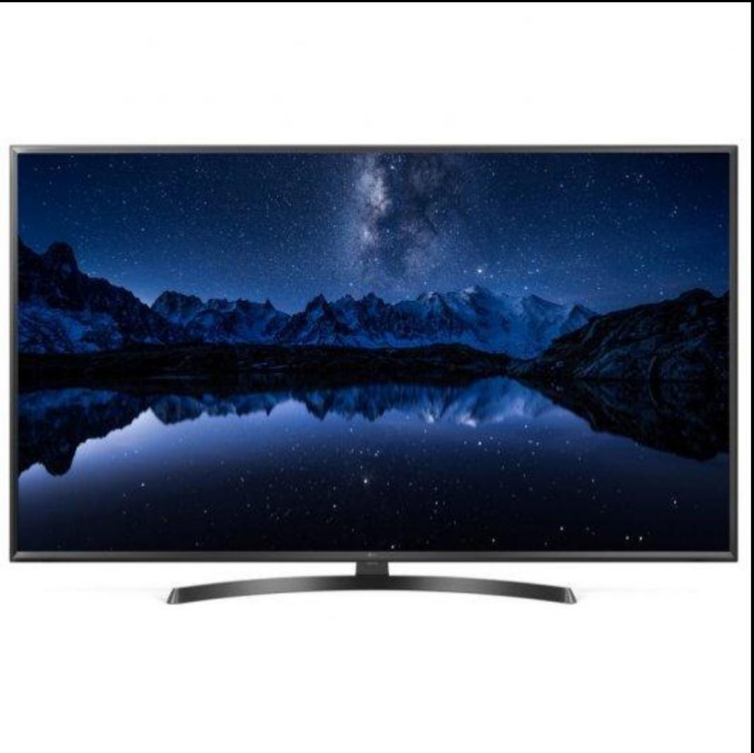 Televisión LG Ultra HD 4K 43 pulgadas