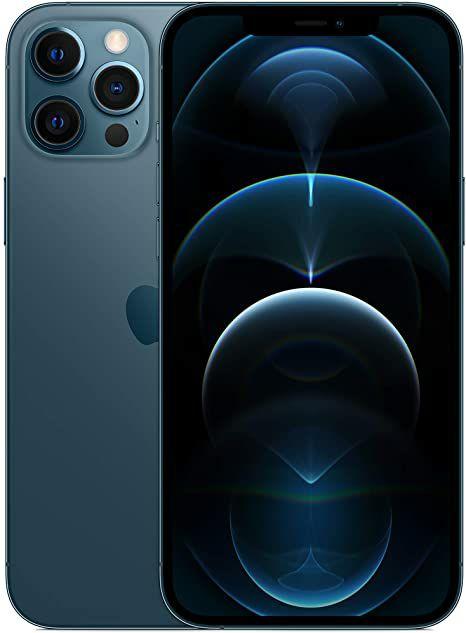 Apple iPhone 12 Pro Max (128GB) - de en azul pacífico