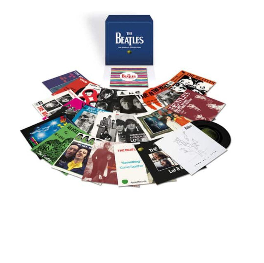 Super ofertas en ediciones especiales de the Beatles en en el corte ingles