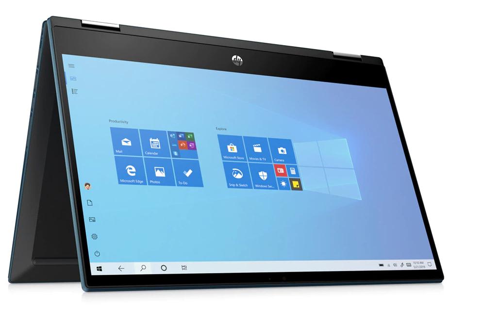 Convertible 2 en 1 HP Pavilion 14-dw1001ns x360, i5, 8GB, 512GB SSDcon 20% dto.