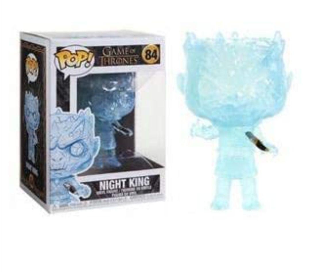 Funko - Pop! TV: Game of Thrones - Crystal Night King