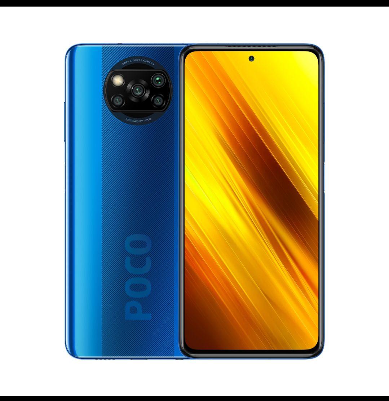 Pocophone X3 6/64GB 159€ y 128GB 189€