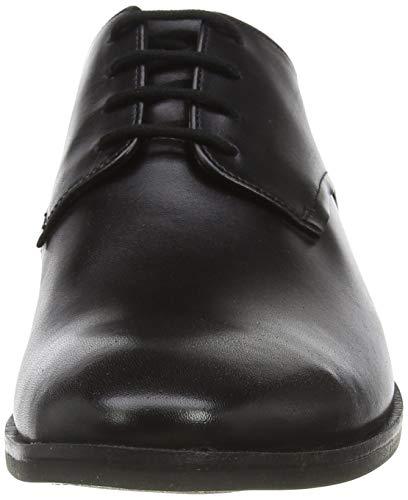 Clarks Stanford Walk, Zapatos de Cordones Derby Hombre, talla 45