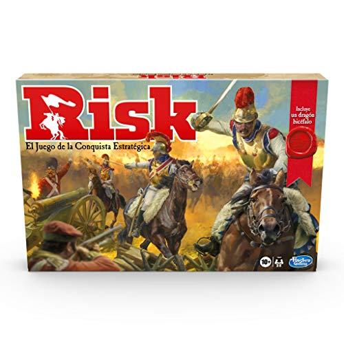 Risk Dragones - Juego de Mesa
