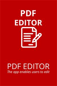 Editor For Adobe Acrobat PDF