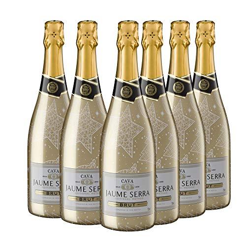 6 botellas Cava Jaume Serra