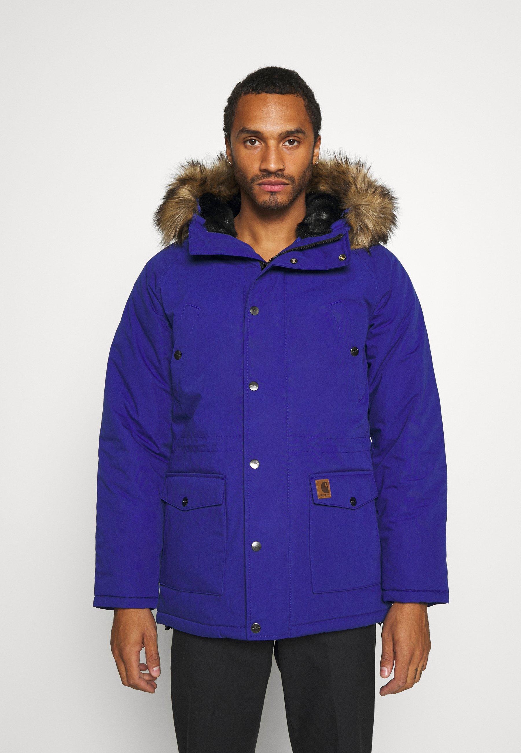 Abrigo de invierno Carhartt.