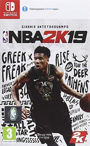 Videojuego, NBA 2K19 para Nintendo Switch [Importación francesa]