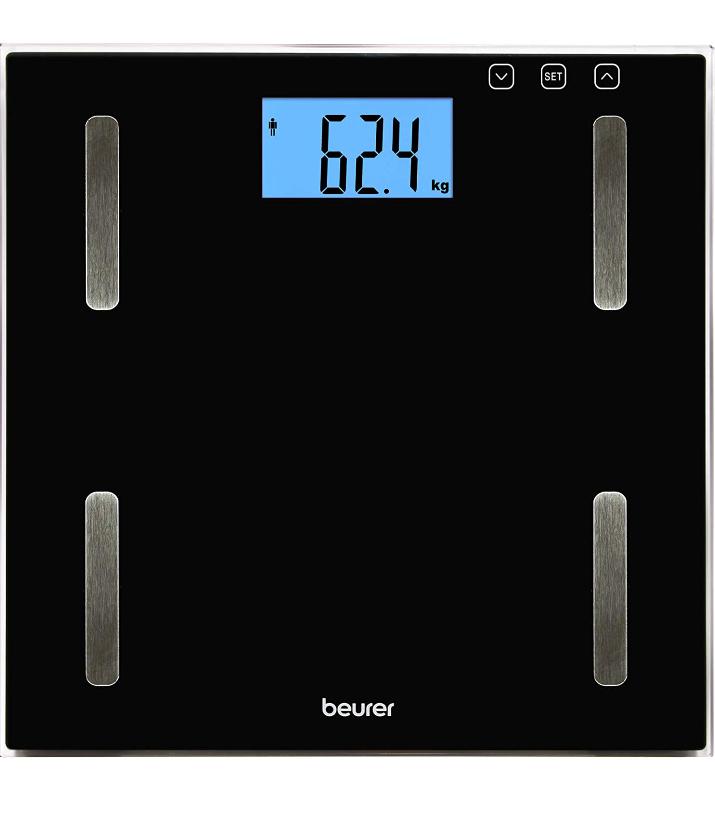 Beurer | Báscula digital inteligente, máximo 180kg, sólo 11,79€ (Flash)