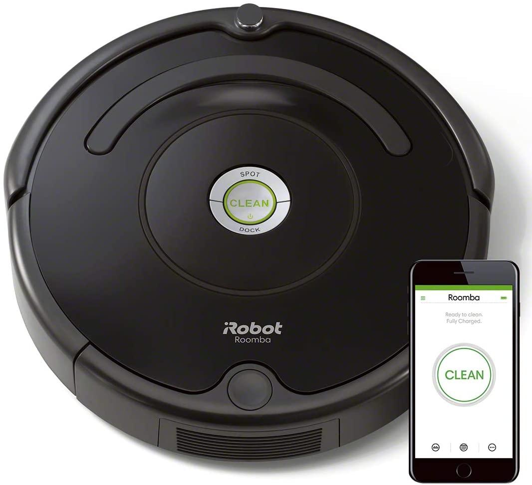 Roomba 671 Wifi Alexa solo 179€