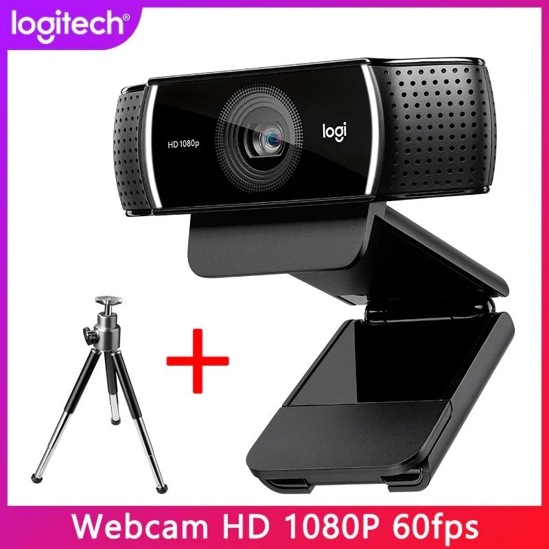 LOGITECH C922 PRO FULL HD 1080p 30FPS / 720p 60FPS