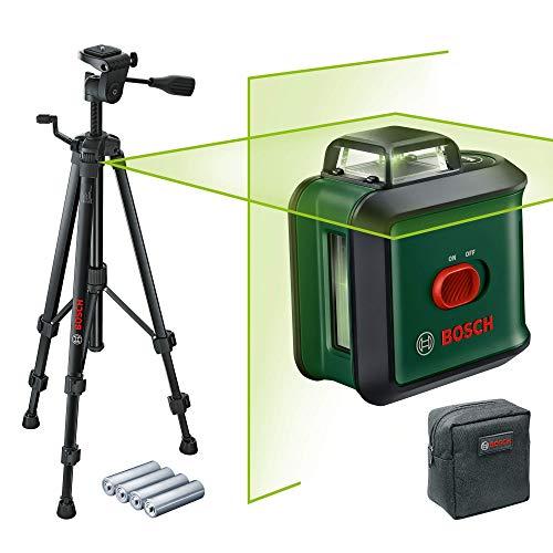 Bosch Nivel láser UniversalLevel 360 con trípode