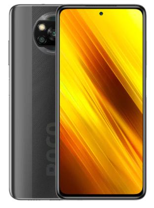 POCO X3 6GB - 128GB solo 189€