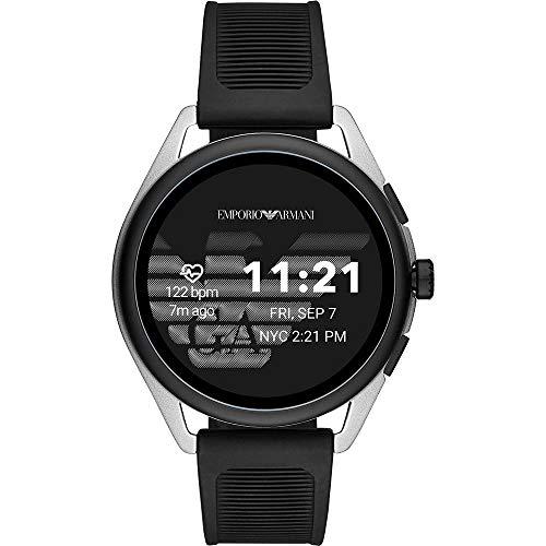 Emporio Armani Smartwatch Pantalla táctil para Hombre
