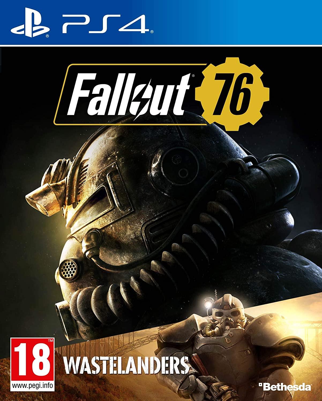 Fallout 76 (liquidación MediaMarkt Almería)