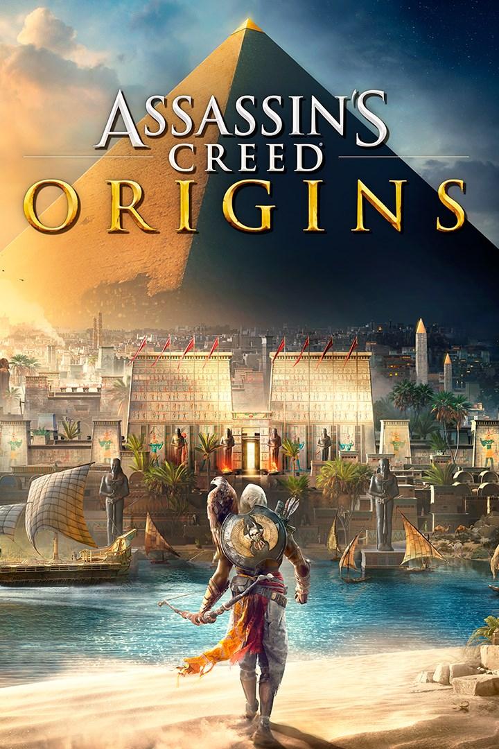 Assasins creed origins (digital) ps4/ps5
