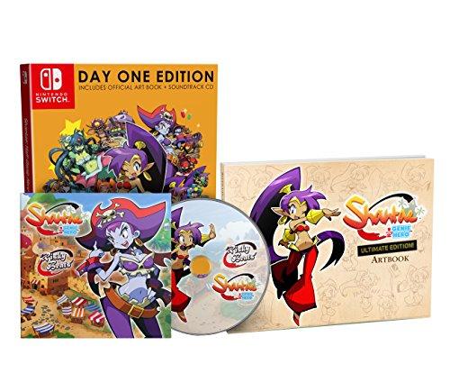 Shantae: Half Genie Hero Ultimate Day One Juego Switch