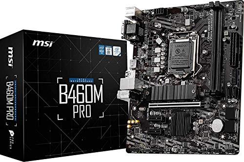 Placa Base MSI - B460M PRO