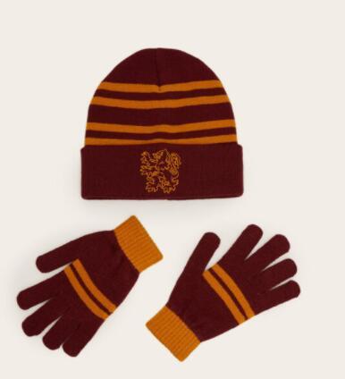 Set de gorro y guantes Harry Potter