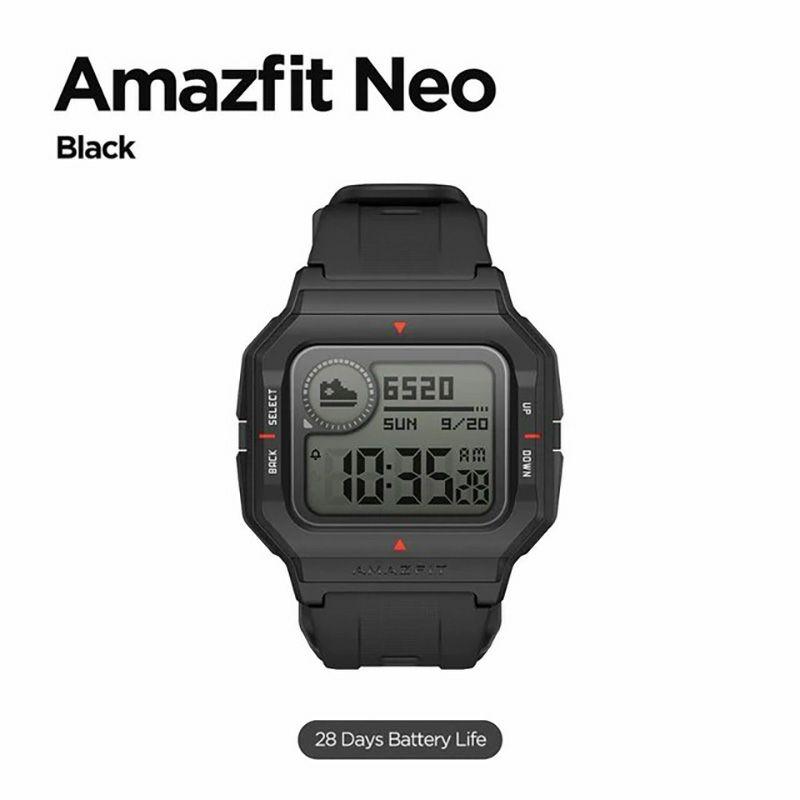 Amazfit Neo desde España por 26,5€