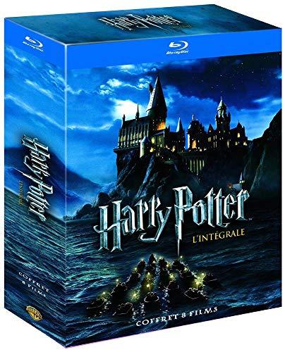 Harry Potter - Colección completa con las 8 películas en Blu-ray
