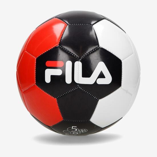 Balón de fútbol Fila (Talla 5) por sólo 2,99€ - Cosido a máquina y cámara de butilo