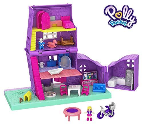 Casa de muñecas Polly Pocket