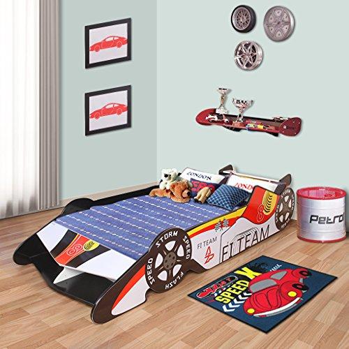 Cama Temática Infantil Coche de Carreras de Fórmula 1