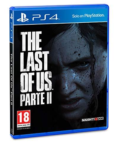 The Last Of Us Parte II (PS4, edición física)