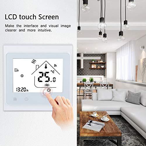 WiFi Termostato Inteligente, Controlador de Temperatura