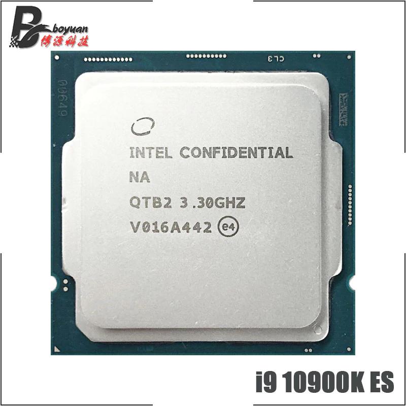 Intel Core i9-10900K (versión de ingeniería)
