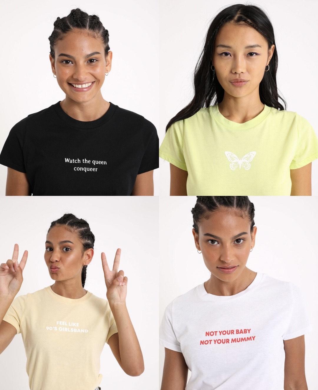 Camisetas básicas 40% reciclado