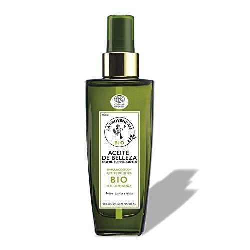 La Provençale Bio, Aceite Multiusos con Aceite de Oliva BIO, 100 ml