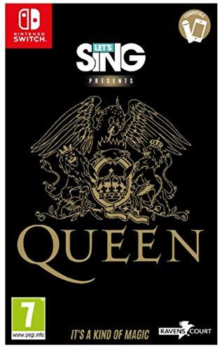 Let's Sing Queen [Nintendo Switch]