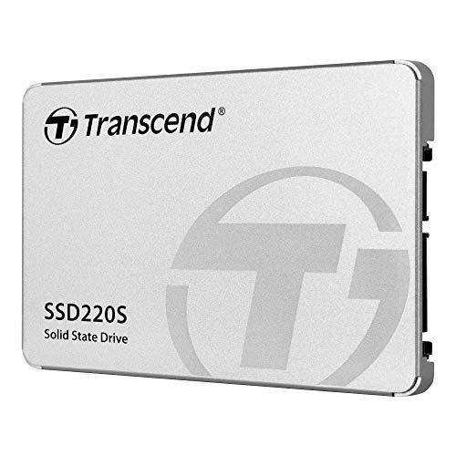 SSD 480 GB Transcend por 41,26 € (envío incluido)