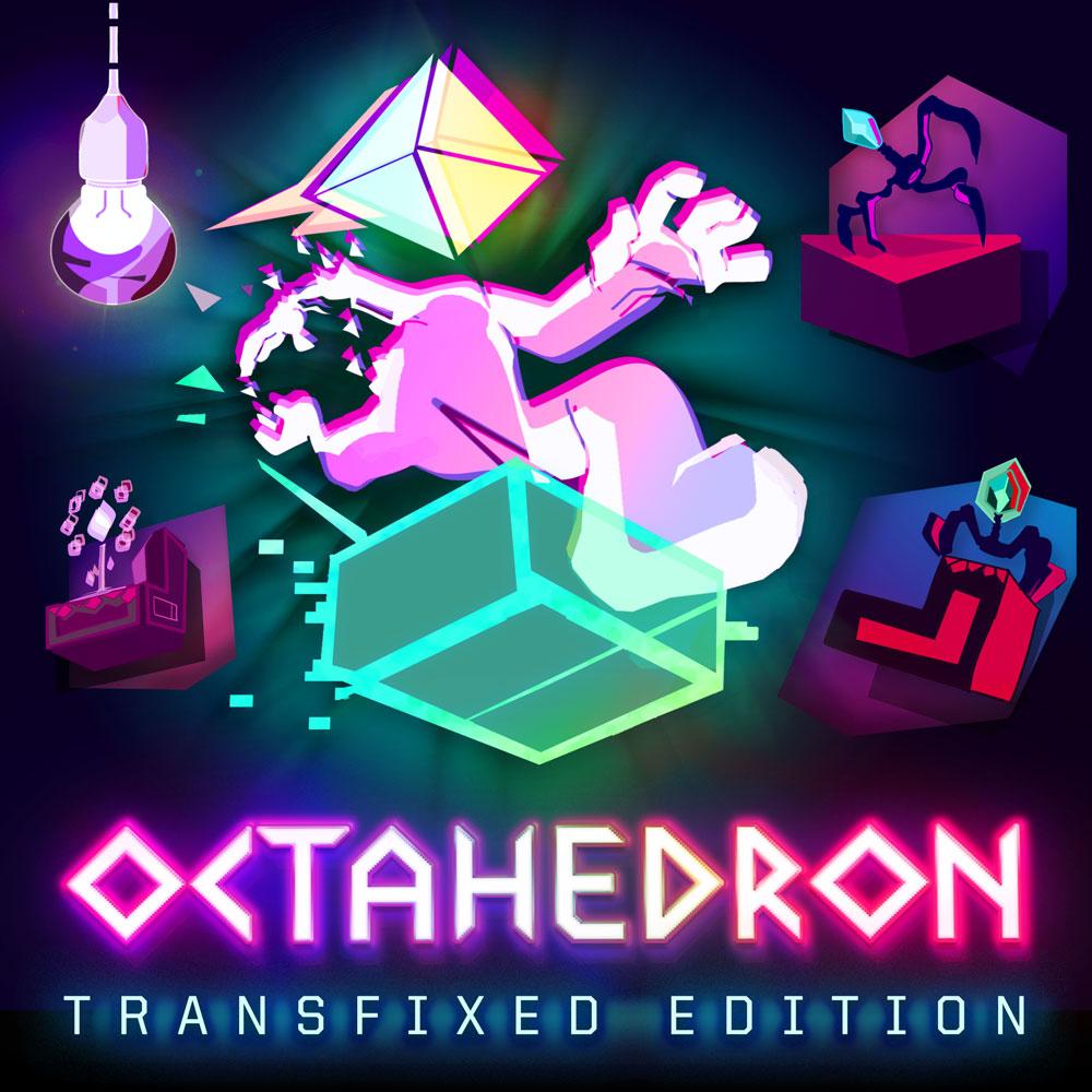 Octahedron: Transfixed Edition - Nintendo Switch (eshop de Rusia)