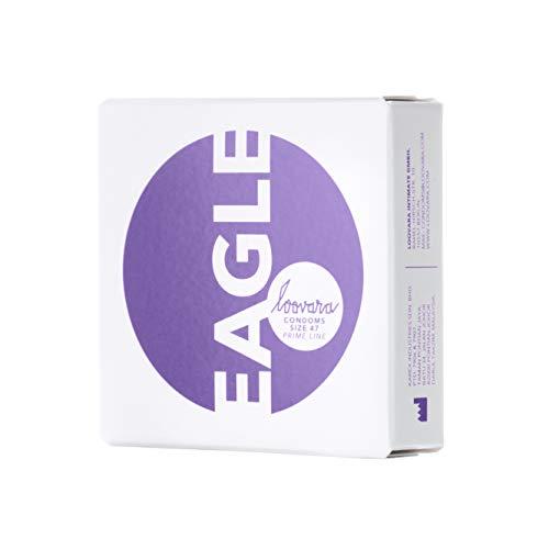 Pack de 3 condones veganos Loovara por 1 eurete