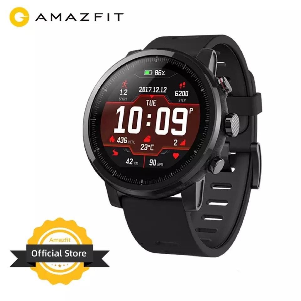Amazfit Pace Stratos 2 desde España por 66€