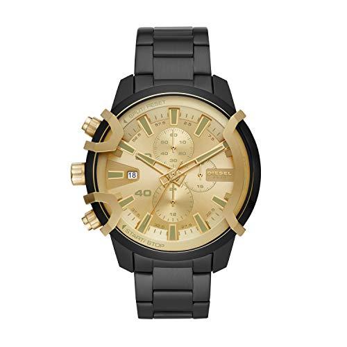 Reloj Diesel Cronógrafo para Hombre de Cuarzo con Correa en Acero Inoxidable.