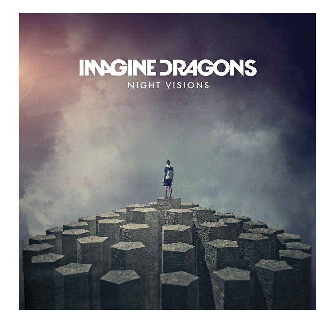 "Vinilo de Imagine Dragons ""Night Visions"" [mínimo histórico]"