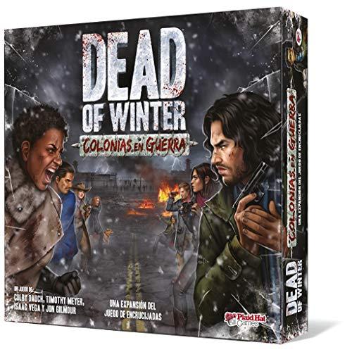 Dead of Winter - Colonias de Guerra - Juego de mesa