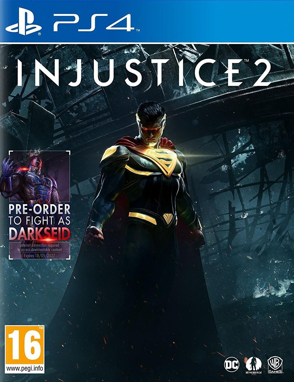 Injustice 2 PS4 (Leer descripción)