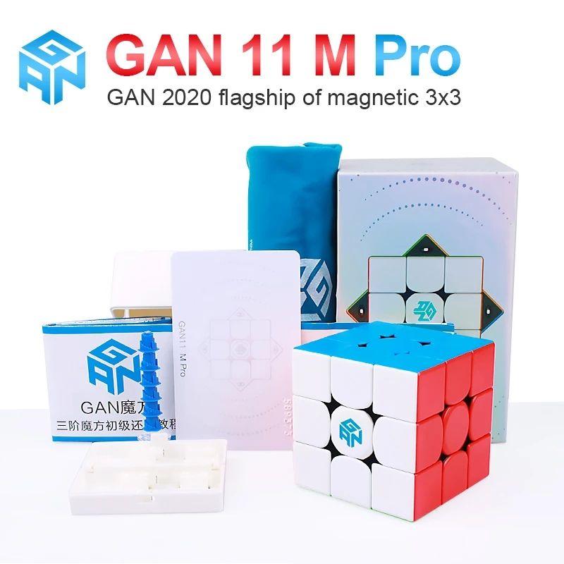 GAN 11 M PRO CUBO DE RUBIK MAGNÉTICO 3X3 A MITAD DE PRECIO