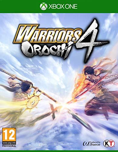 Warriors Orochi 4 Xbox One/Series (Físico)