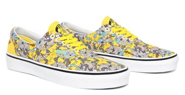 Zapatillas VANS Rasca y Pica - The Simpsons