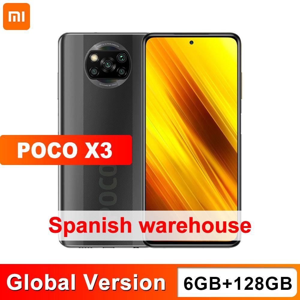 Poco X3 6GB 128GB desde España