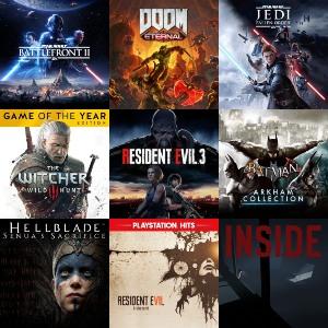 PlayStation Store :: Hasta un 90% en selección de Juegos