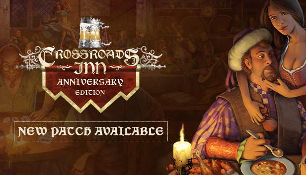 [STEAM/PC] Crossroads Inn Anniversary Edition 12,49€ @ STEAM