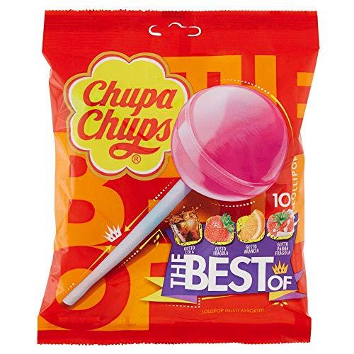 Pack de 6 paquetes de 10 de Chupa Chups